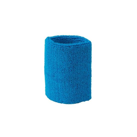 Aqua zweetbandje voor pols